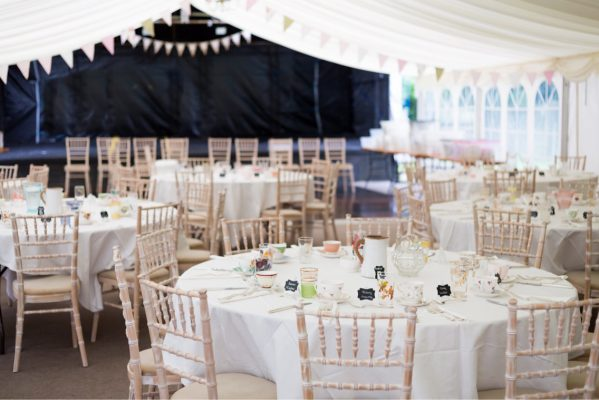 wedding gallery marquee hire
