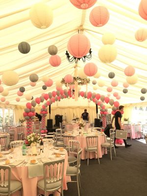 inside out marquee hire